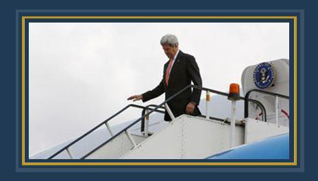وزير الخارجية الامريكى جون كيرى