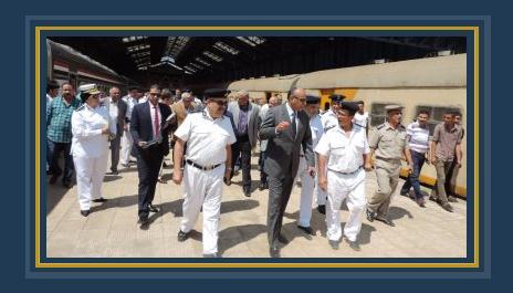 اللواء محمد يوسف مساعد وزير الداخلية مدير الإدارة العامة لشرطة النقل والمواصلات