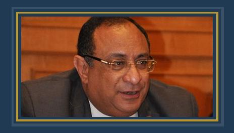 الدكتور ماجد نجم القائم بعمل رئيس جامعة حلوان