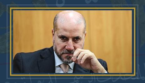 محمود الهباش مستشار الرئيس الفلسطينى