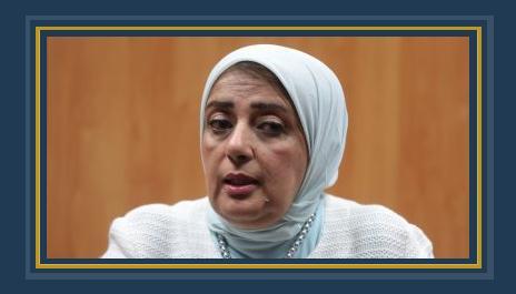 الدكتورة مايسة شوقى  نائب وزير الصحة