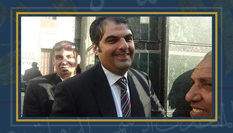 النائب معتز الشاذلي عضو مجلس النواب