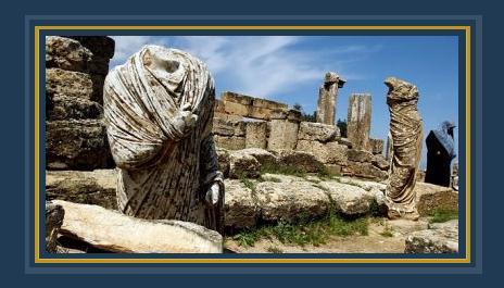 معالم أثرية ليبية - أرشيفية
