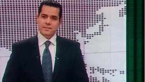 الإعلامى محمد خالد