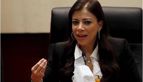 داليا خورشيد - وزيرة الاستثمار