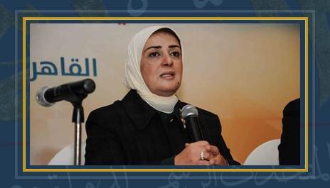 مايسة شوقى نائب وزير الصحة