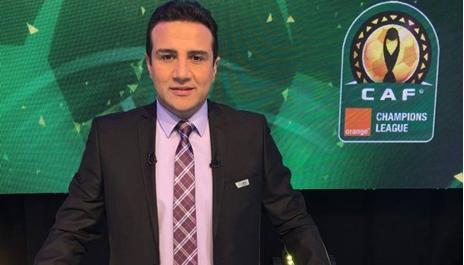 الإعلامى المصرى أحمد فؤاد