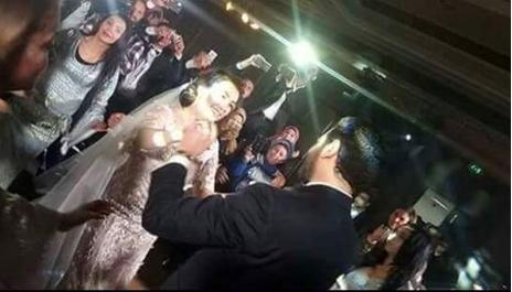زفاف عمرو يوسف وكندة علوش
