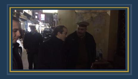 اللواء هشام لطفى مساعد وزير الداخلية لمنطقة غرب الدلتا
