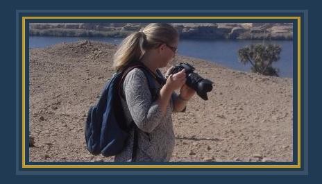 سفيرة السويد تتفقد المنطقة الأثرية
