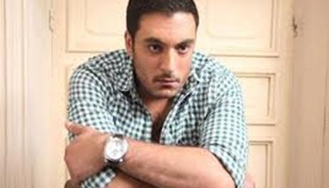 الفنان أحمد صفوت