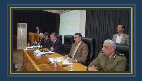 محافظ كفر الشيخ في المجلس التنفيذي