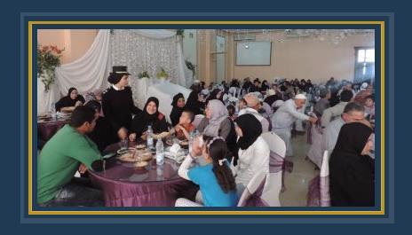 حفل تكريم أسر الشهداء