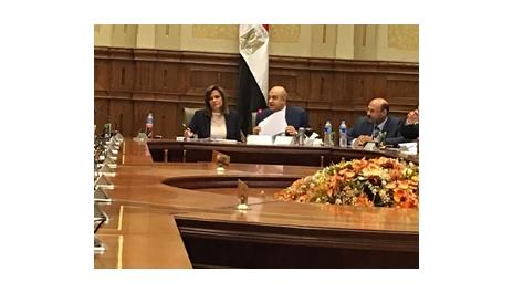اجتماع لجنة السياحة والطيران المدني بالبرلمان