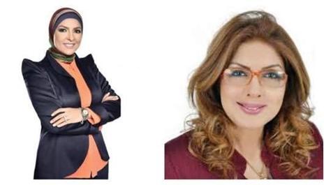 تكريم إيمان عز الدين ودعاء فاروق والعقبي