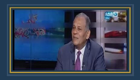 محمد أنور السادات عضو مجلس النواب