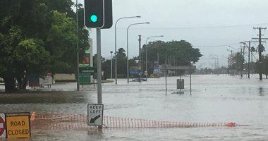 صور فيضانات مدمرة تجتاح أستراليا  201803091147204720
