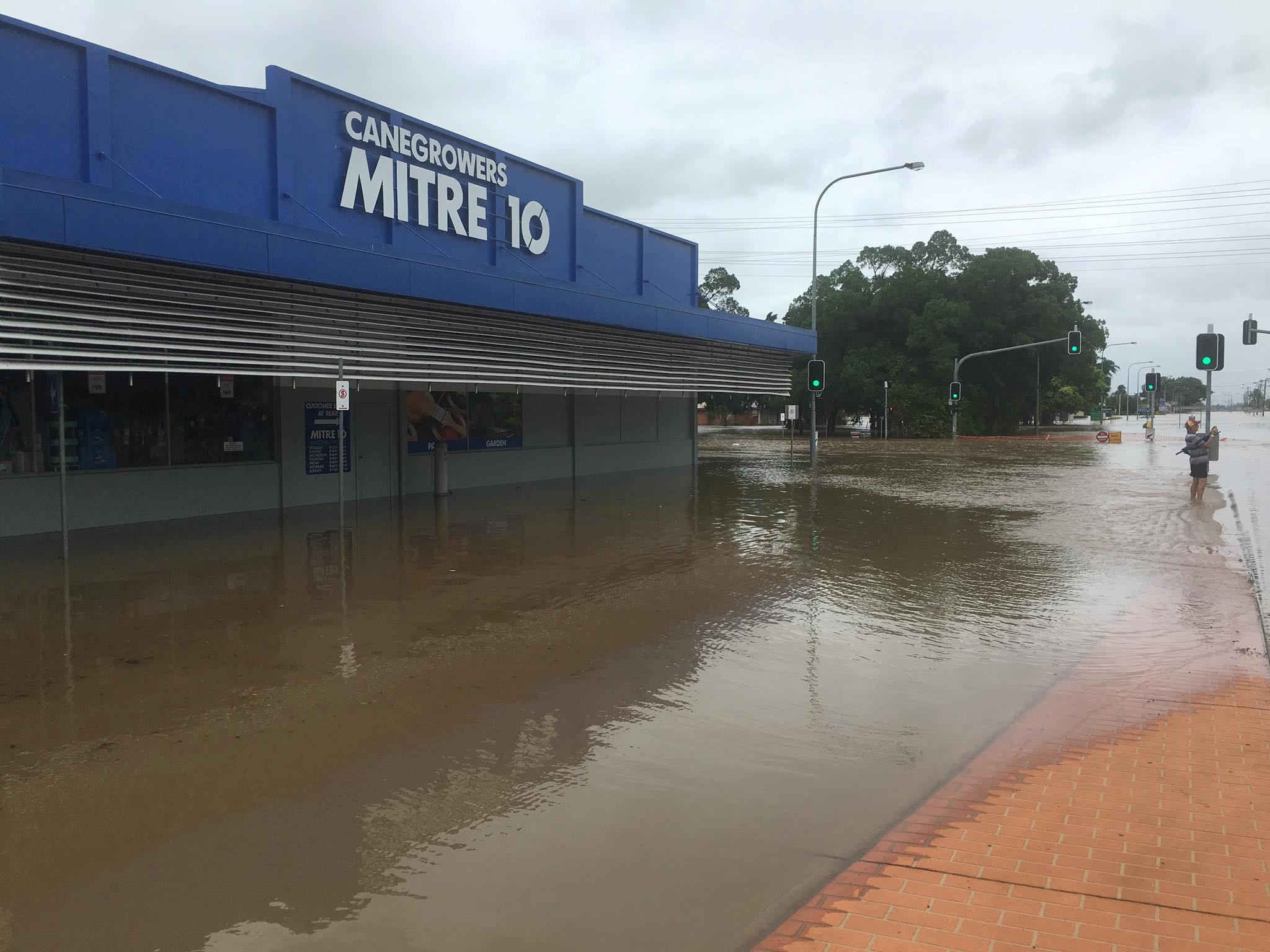 صور فيضانات مدمرة تجتاح أستراليا  633592-جانب-من-الفيضانات
