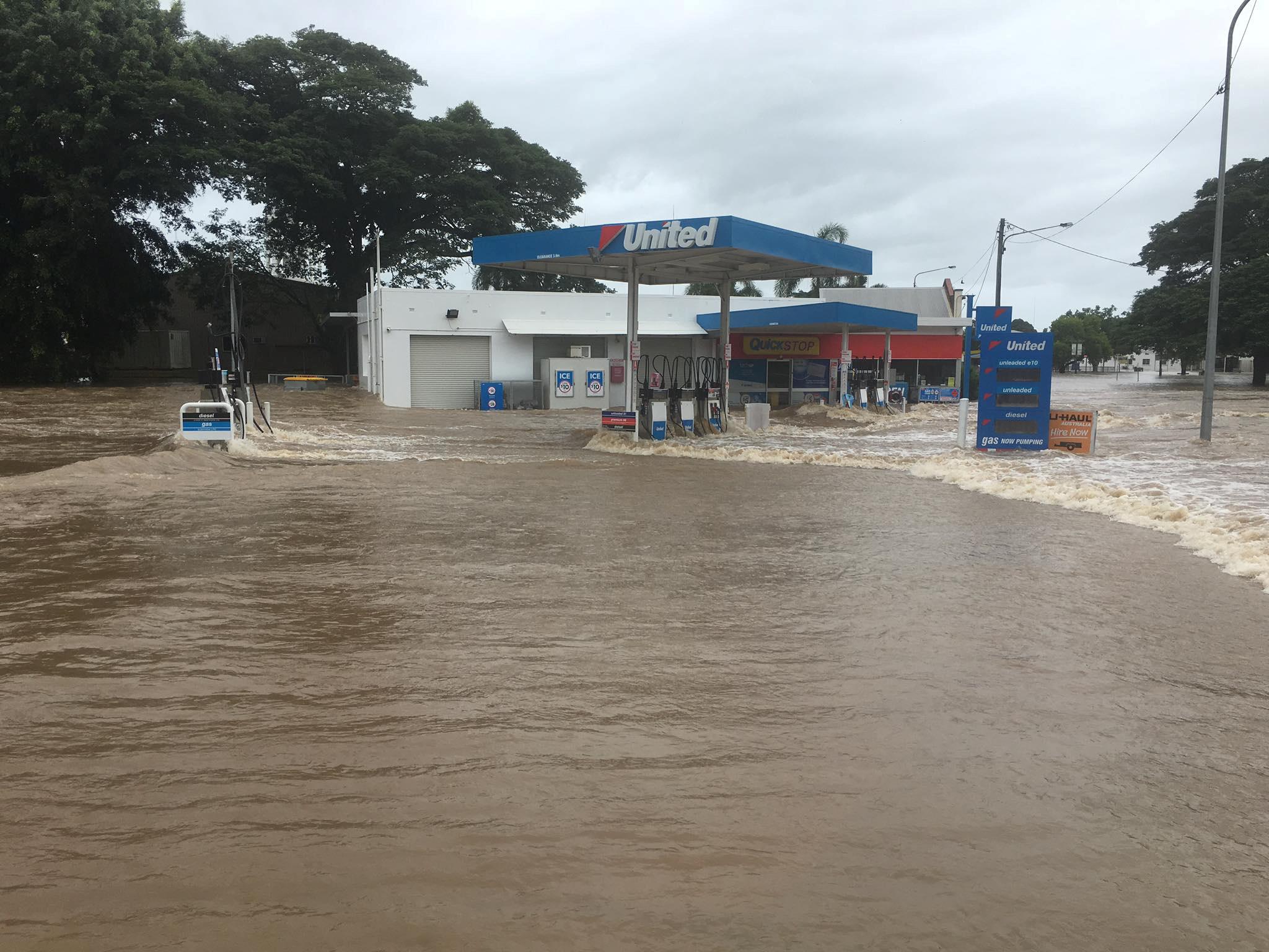 صور فيضانات مدمرة تجتاح أستراليا  793477-ارتفاع-فى-مستوى-المياه