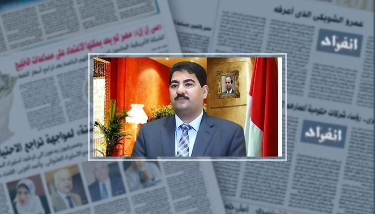 المهندس علم الخولى نائب رئيس مجلس القبائل العربية