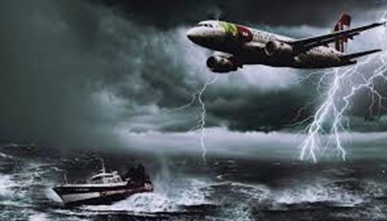 مثلث برمودا عرش الشيطان ومقبرة الطائرات والسفن- انفراد