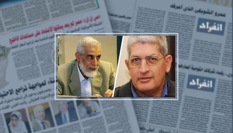 محمد عبد الرحمن ومحمود عزت