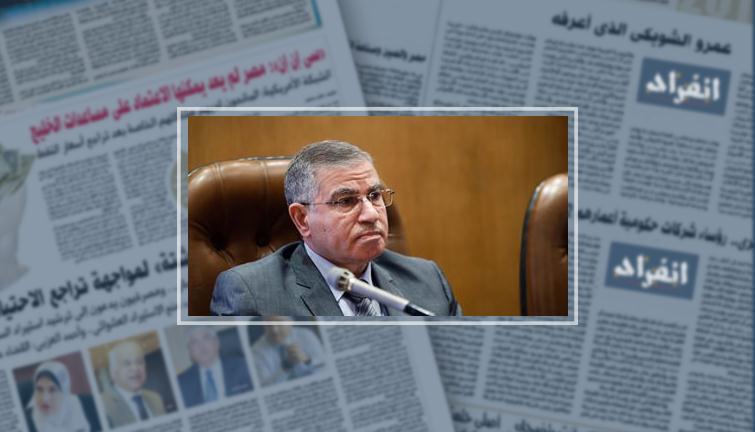 وكالة: وزير التموين يقول احتياطيات مصر من القمح تكفى لستة أشهر - انفراد