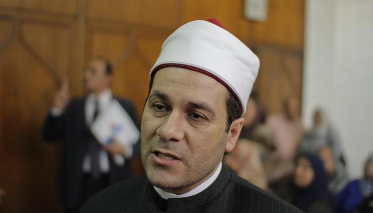 مظهر شاهين بعد ادعاء  الشيخ ميزو : المهدى المنتظر لن يخرج من  شارع فيصل  - انفراد