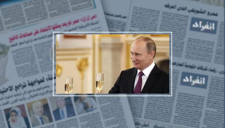 الرئيس الروسي يستقبل الشيخ محمد بن زايد ويبحث معه تعزيز العلاقات الثنائية