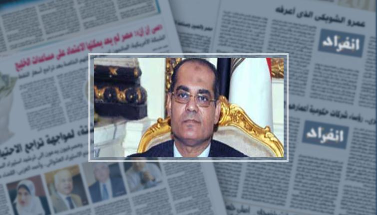 الدكتور مصطفى أمين الأمين العام للمجلس الأعلى للآثار