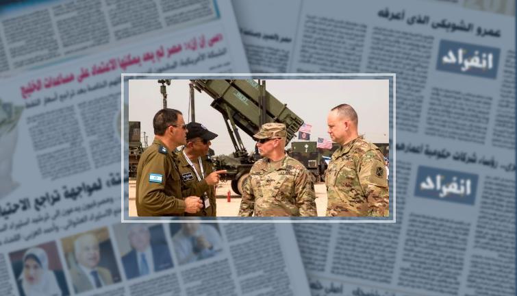 صور تدريبات عسكرية مشتركة بين القوات الأمريكية والإسرائيلية  414313