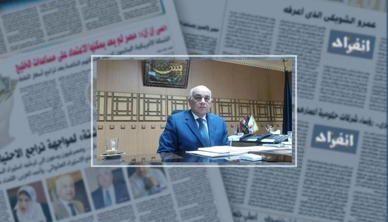 اللواء صلاح حسان مدير أمن قنا
