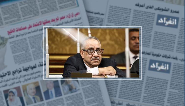 النائب طلعت خليل عضو لجنة الخطة والموازنة بالبرلمان