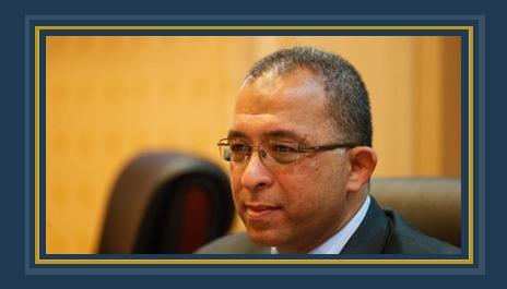 الدكتور  أشرف العربى وزير التخطيط