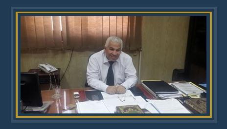 محمد سعد وكيل وزارة التعليم بالبحيرة