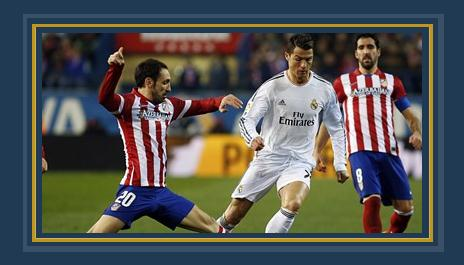 ريال مدريد يواجه أتلتيكو للمرة السابعة بدورى الأبطال