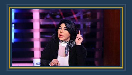 الفنانة غادة إبراهيم