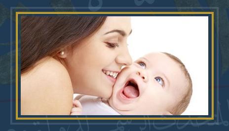 أم وطفلها ـ أرشيفية
