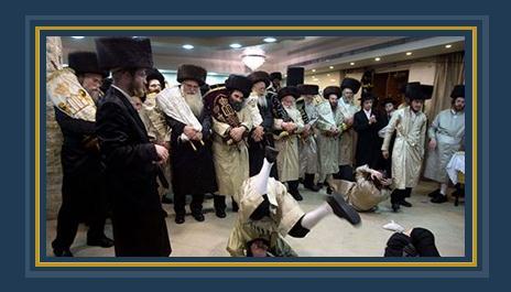 احتفالات اليهود بعيد نزول التوراة - أرشيفية