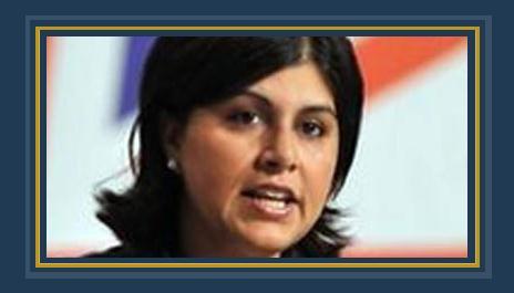 سعيدة وارسى- نائبة رئيس حزب المحافظين السابقة