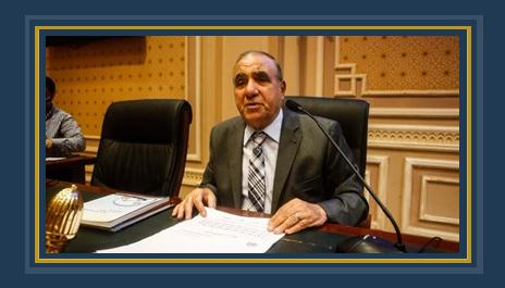 اللواء ابو بكر الجندى رئيس الجهاز المركزي للتعبئة العامة والاحصاء
