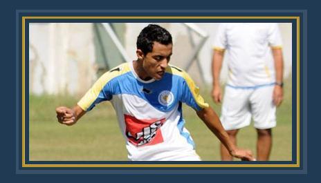ابراهيم حسن لاعب الإسماعيلى