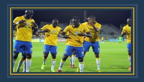 فريق صن دوانز بطل جنوب افريقيا