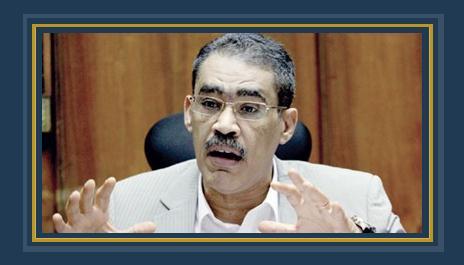 ضياء رشوان نقيب الصحفيين السابق
