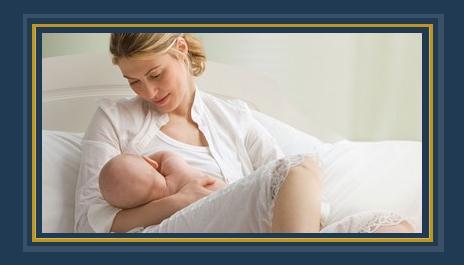 الرضاعة الطبيعية - أرشيفية