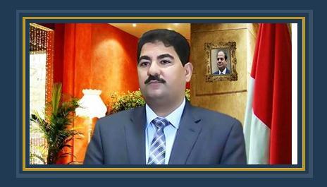 المهندس علم الخولى نائب رئيس القبائل العربية