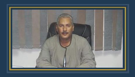 حسين عبد الرحمن أبوصدام النقيب العام للفلاحين