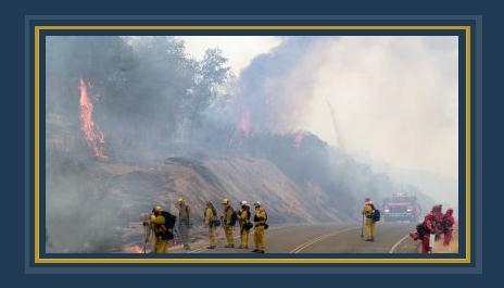 حريق _ صورة أرشيفية