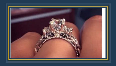 الخاتم الماسى