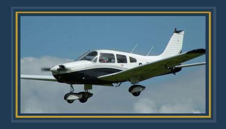 طائرة ذات محرك واحد - أرشيفية